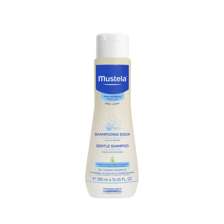 Shampooing doux MUSTELA 4