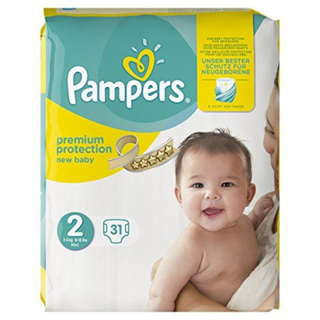 Couches Premium Protection PAMPERS 7