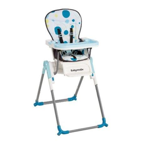 Chaise haute compacte Slim   1