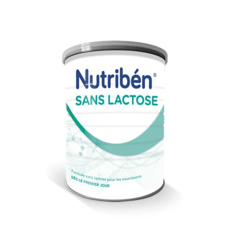 Lait sans Lactose 400G NUTRIBEN 1