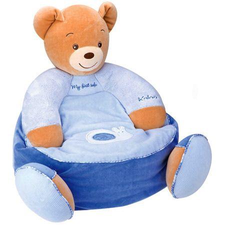 Maxi sofa ours 'Blue' KALOO 1
