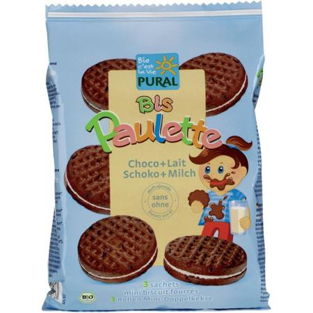 Biscuits Bis'paulette Lait Et Miel PURAL 1