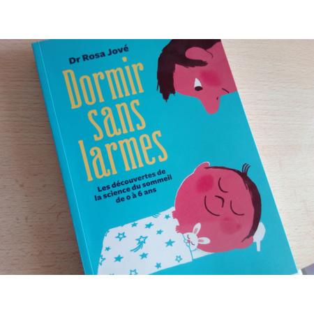 """Livre """"Dormir sans larmes"""" Dr. Rosa Jové LES ARENES 1"""