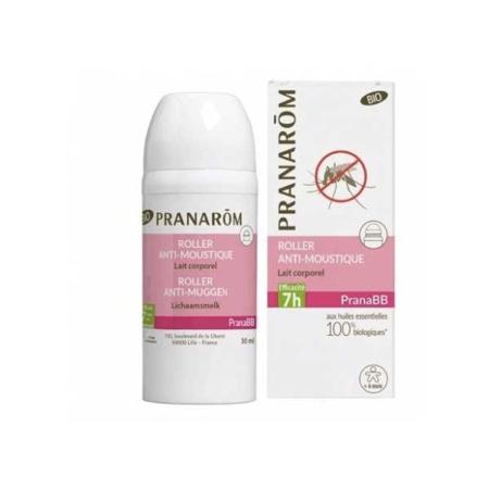 Roller anti-moustique lait corporel PranaBB 1