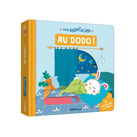 Livre Mon anim'agier Au dodo EDITIONS AUZOU 1