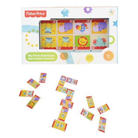 Mes premiers dominos FISHER PRICE 1