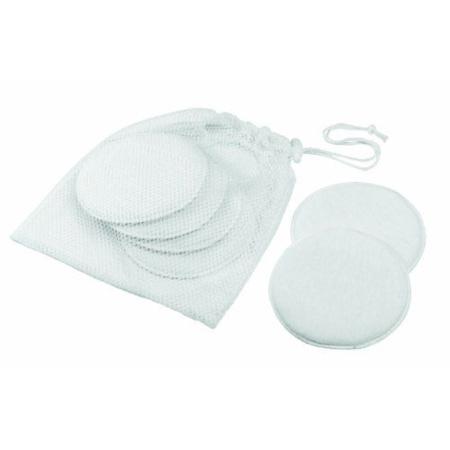 6 coussinets d'allaitement lavables AVENT-PHILIPS 1