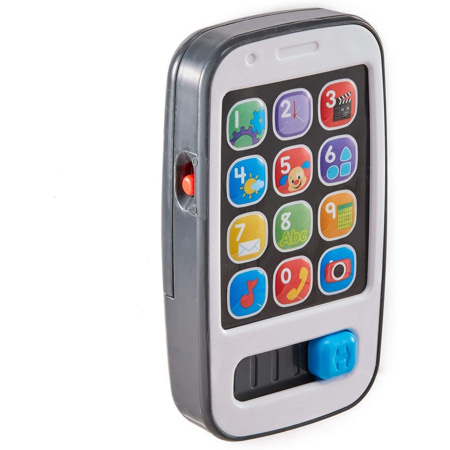 Mon téléphone mobile FISHER PRICE 1