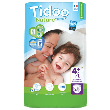 Couches écologiques Tidoo TIDOO 8