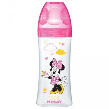 Biberon anti-colique 330ml Initiation+ Disney Minnie DODIE 1