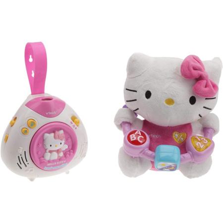 Coffret naissance Hello Kitty - Lumi Merveilles + mon amie des découvertes VTECH 1