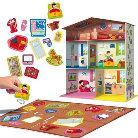 Montessori maxi ma maison LISCIANI 2