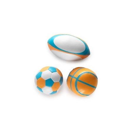 1ères Balles de sport BABYTOLOVE 1