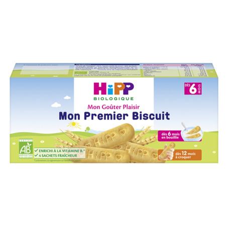 Mon premier Biscuit - Boîte 180g - 6 mois HIPP 1
