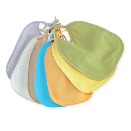Bavoirs Colors à lacets (x7) KINOUSSES 1