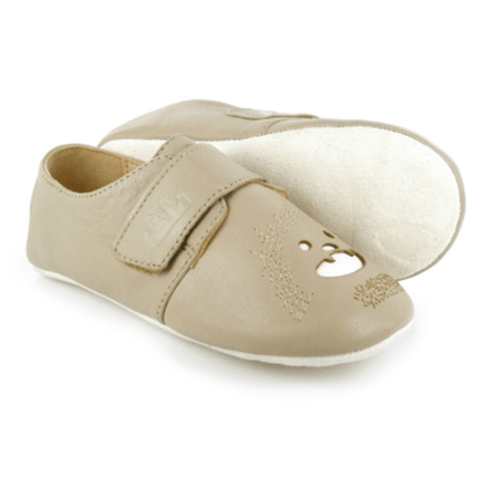 Chaussons souples Scratchi EASY PEASY 1
