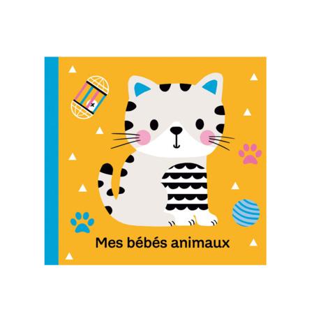 Livre Mes bébés animaux MILAN 1