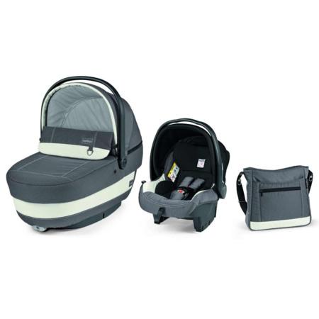 Set Modular XL : Nacelle Navetta XL, siège auto Primo Viaggio et sac à langer 1