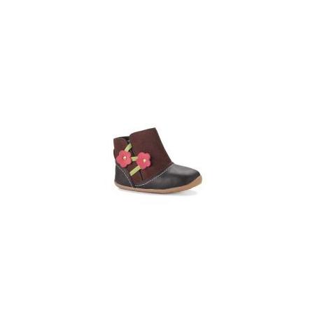 Chaussures cuir souple step-up - Pixie BOBUX 1