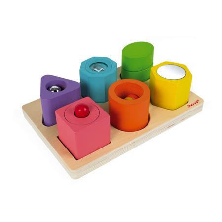 Puzzle 6 cubes JANOD 2