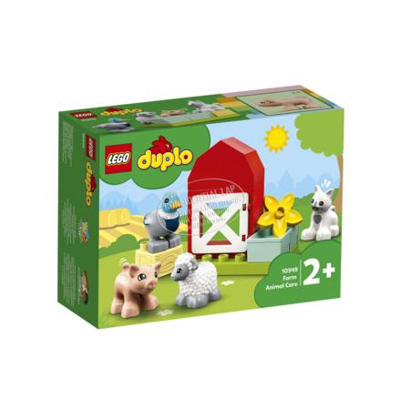 Ma ville - Les animaux de la ferme  DUPLO LEGO 1