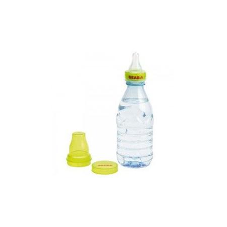 Adaptateur tétine pour bouteille d'eau 1