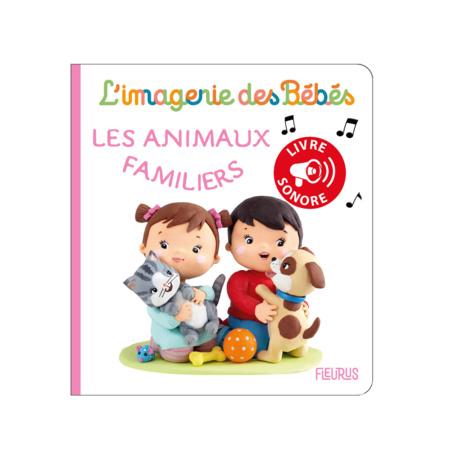 L'imagerie des bébés - Les animaux familiers FLEURUS 1