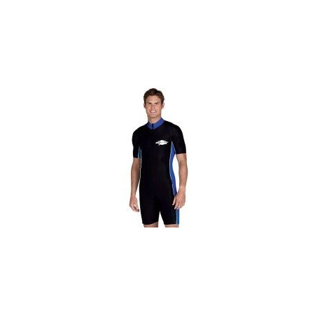 T-shirt sport Stingray à manches courtes, anti-UV 1