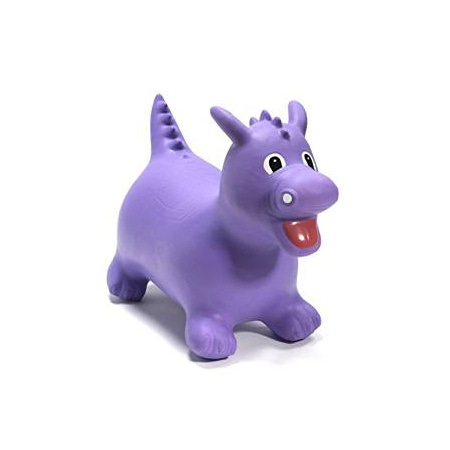 Animal sauteur gonflable HAPPYHOPPERZ 4