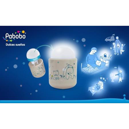 Veilleuse Nomade PABOBO 3