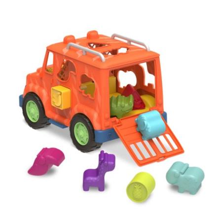 Camion jeep boite à formes Safari BRANFORD 2