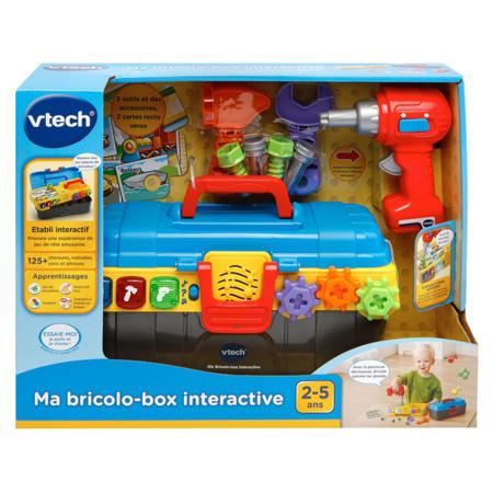 Ma Bricolo-Box interactive VTECH 1
