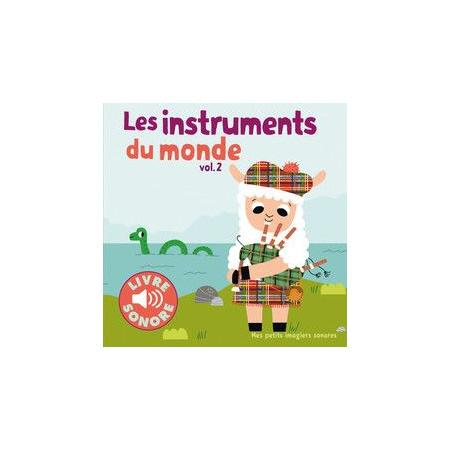 Les instruments du monde volume 2 1