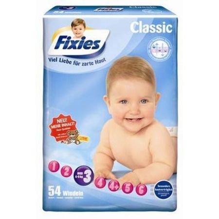 Couches bébé FIXIES 1