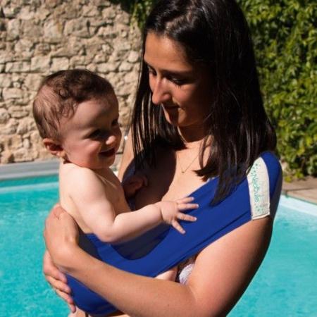Porte-bébé d'appoint aquatique Aquabulle NEOBULLE 2