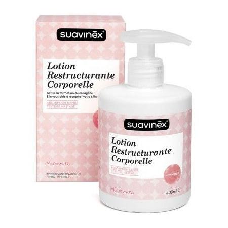 Lotion restructurante corporelle SUAVINEX 1