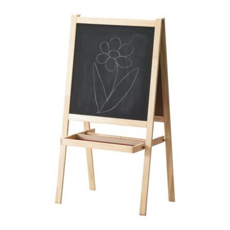 Chevalet Mala IKEA 1