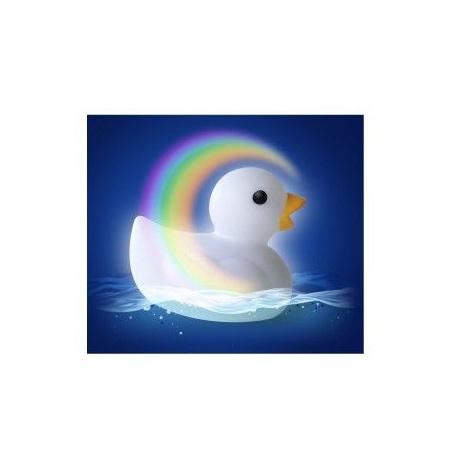Veilleuse de bain Canard Lumilove Ducky PABOBO 1