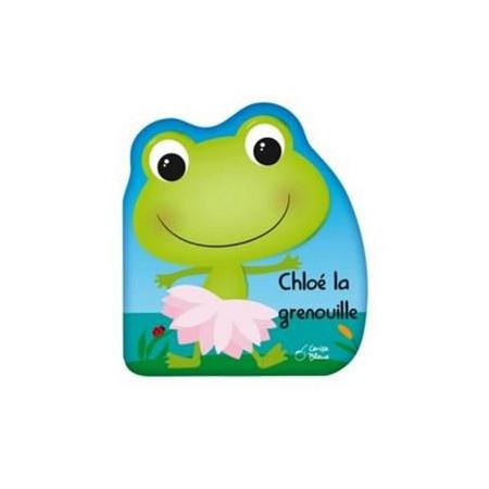 Chloé la grenouille - 1
