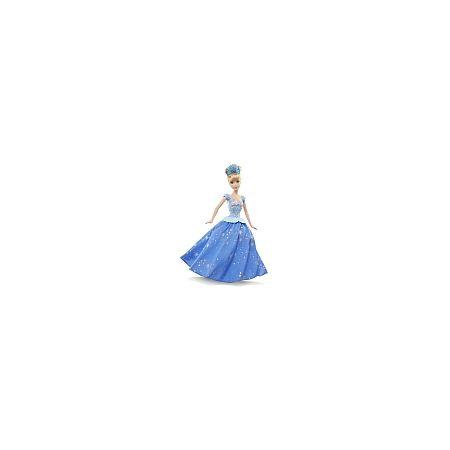 Cendrillon - Robe virevoltante MATTEL 1