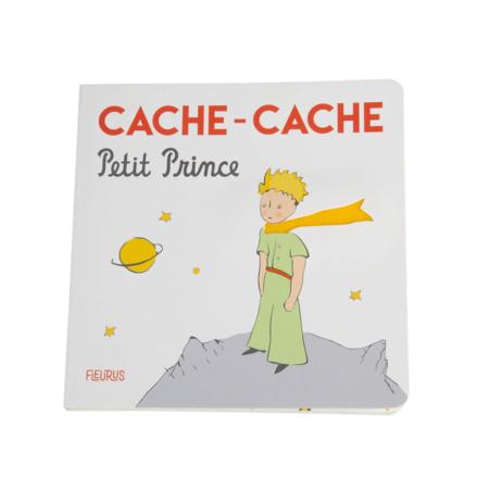 Livre Cache-cache petit prince FLEURUS 1