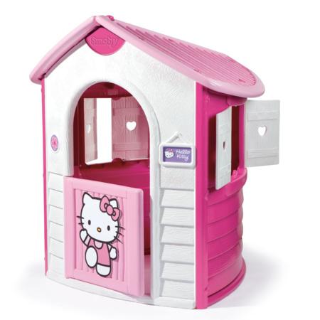Cabane de jardin Hello Kitty SMOBY 1