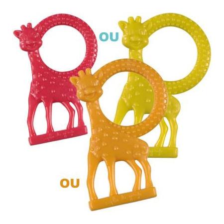 Anneau de dentition vanille Sophie la girafe VULLI 1