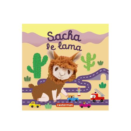 Livre Sacha le lama CASTERMAN 1