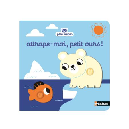 Livre Attrape-moi, petit ours NATHAN 1