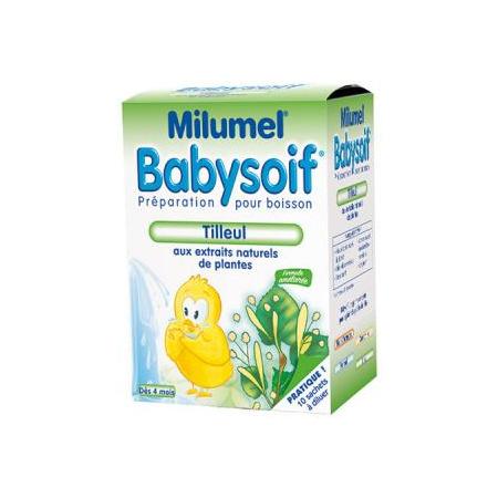 Milumel babysoif tilleul MILUMEL BABYSOIF 1