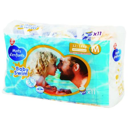 Culottes de bain Baby Swim MOTS D'ENFANTS 1