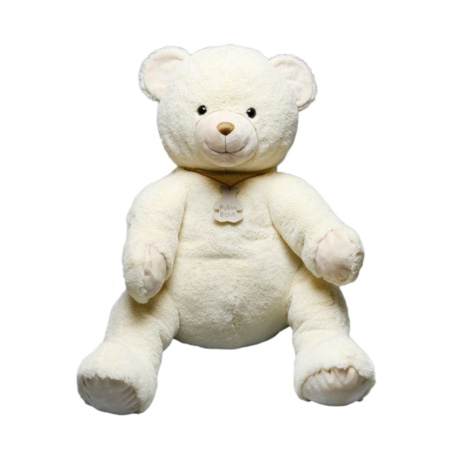 PELUCHE OURS 80 CM 1
