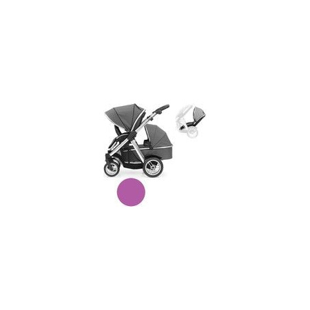 Poussette double Max 2 + nacelle Oyster BABYSTYLE 1