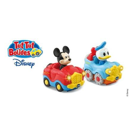 Tut tut Bolides -  Coffret duo Mickey et Donald VTECH 1
